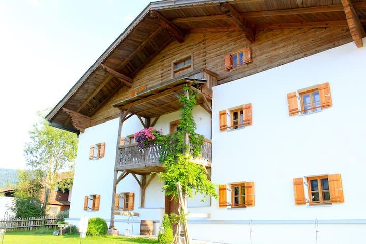 KAPSHOF/Appartements- Wohnen im gemütlichen Hof - Kössen - Lakás