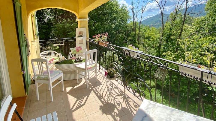 Villa au calme absolu entre Cannes et St-Raphaël