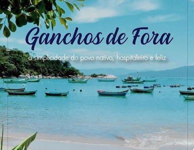 Casa de Praia Ponta dos Ganchos de Fora.