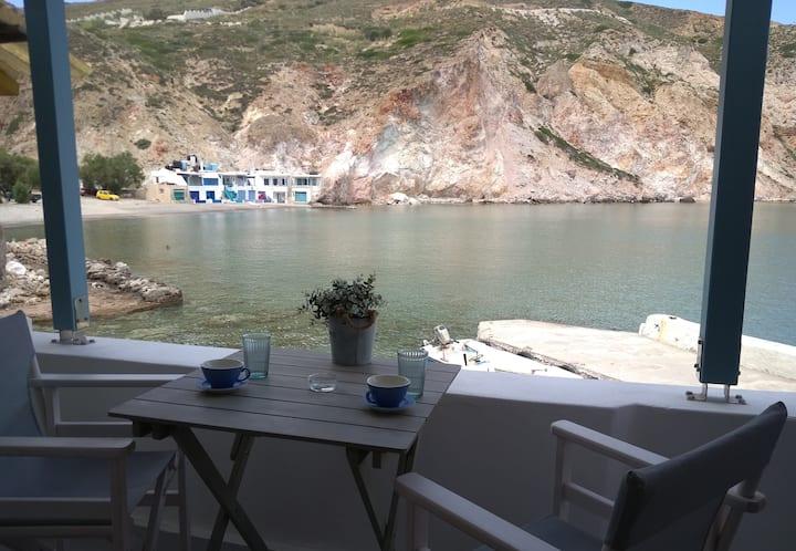 """Armira"" Boat House in Firopotamos"