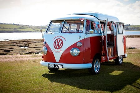 O'Connors Campers VW Campervan Hire - Okehampton - Bobil