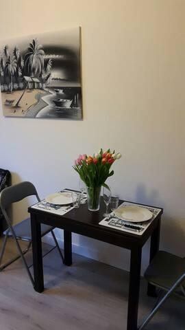 Beau studio à 5 minutes de Blois - La Chaussée-Saint-Victor - Apartamento