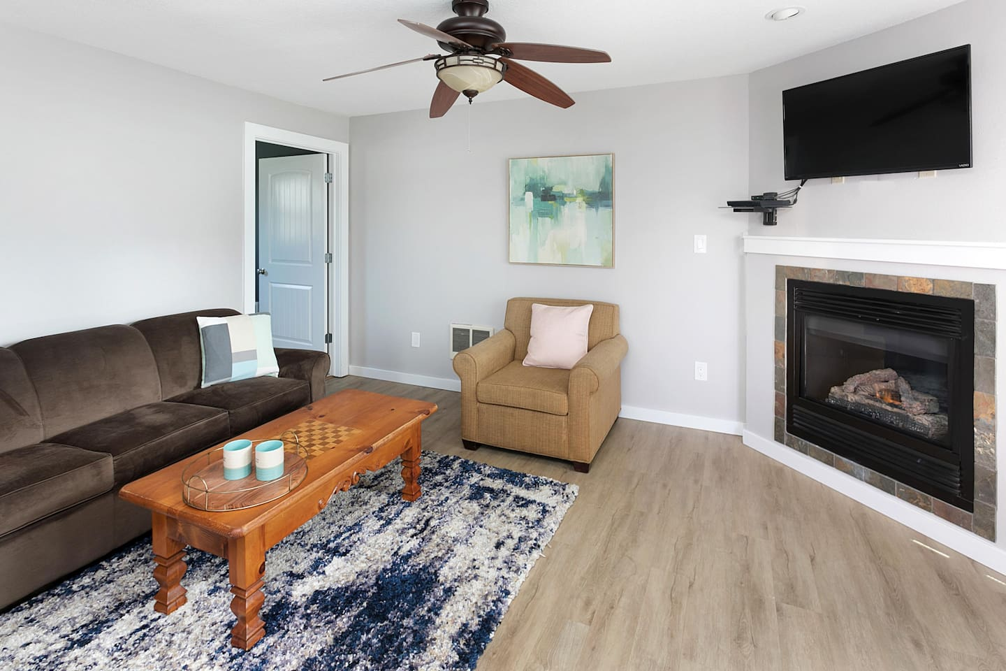 Charming one bedroom suite in Cannon Beach