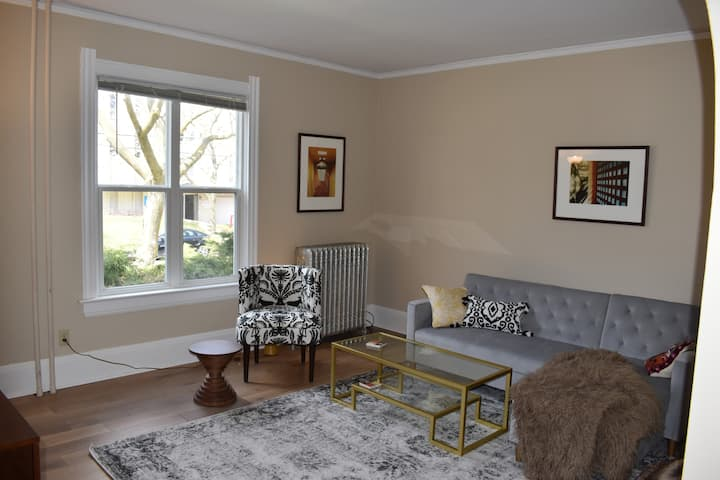 Private apartment on the Lower Eastside