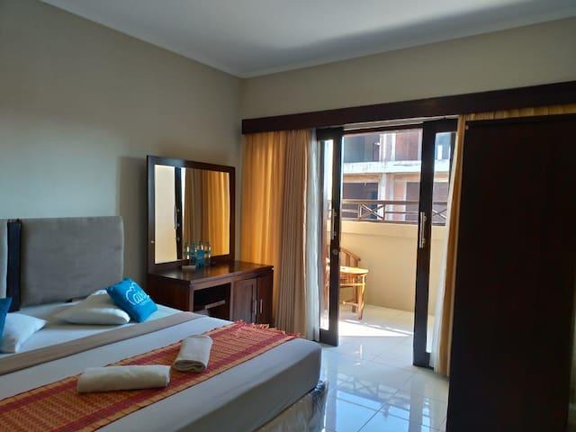Basic Room to stay at Kuta