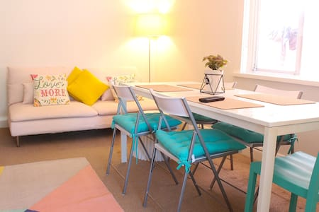 Lovely & cozy apartment with an enviable location - Manly - Appartement