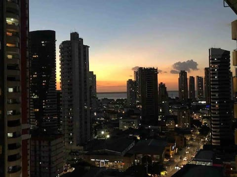 Apartamento com a melhor vista de Belém/PA