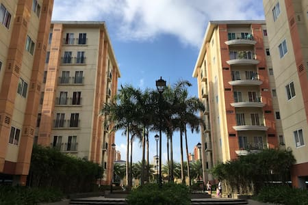 New Cozy Condo near Manila Airport - Paranaque - Kondominium