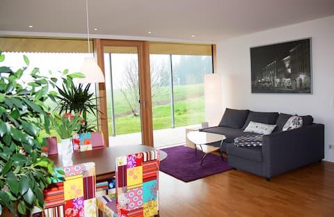 Modern living in Black Forest