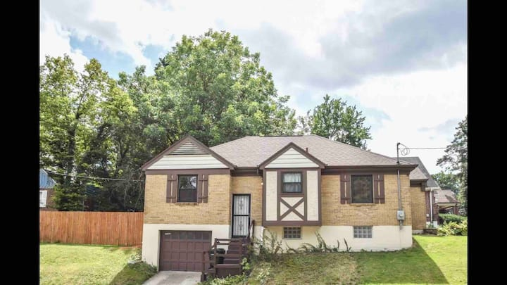 Large Comfortable home close to it all with garage