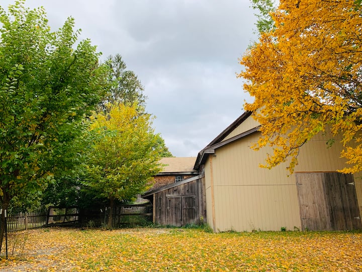 Farm Guesthouse Getaway in Auburn, Maine