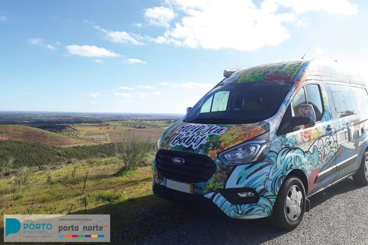 The Getaway Van - DEEP SEA