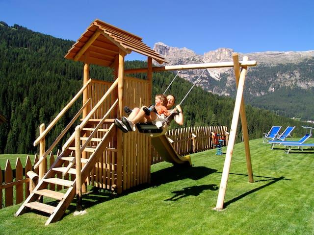 App.E Serghela, la tua vacanza in Alta Badia