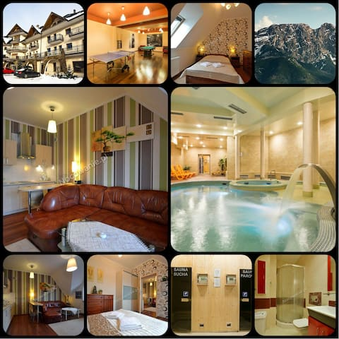 """Apart Spa"" - Apartment No.12 - Zakopane - Flat"