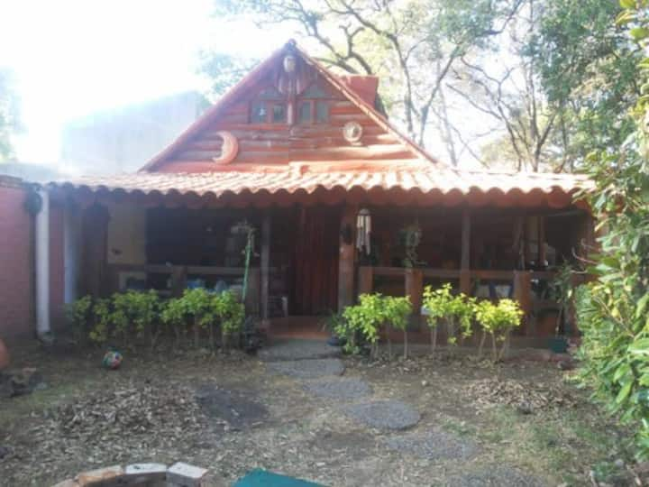 Tonantzin's cabin