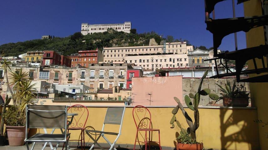 The San Martino certosa