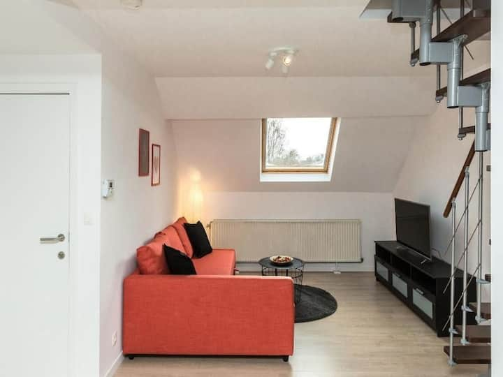 Modern, cozy 1bdr flat close to EU district 82602