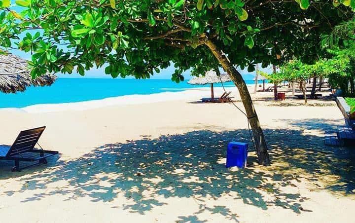 4 Bedrooms Beachfront Villa Sanctuary Ho Tram