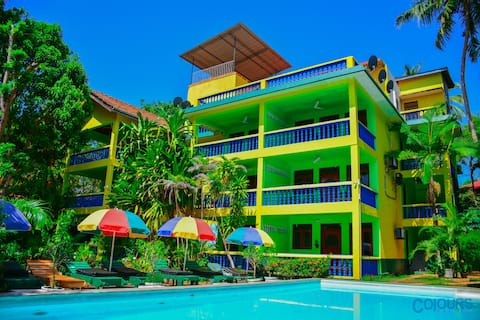Jungle Paradise Holiday Resort  ( 01 )