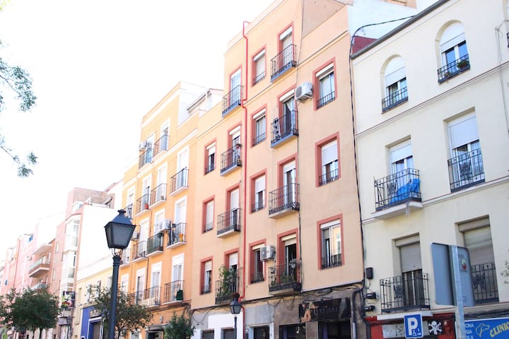 Espacio tranquilo y accesible 1 - Madrid - Dům