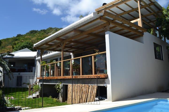 La Gaulette Right Condos Sleep 8+ Sea View & Pool
