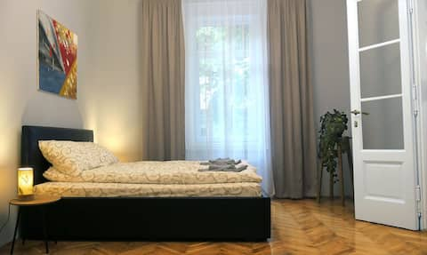 The perfect Central Sombor City Private Apartment