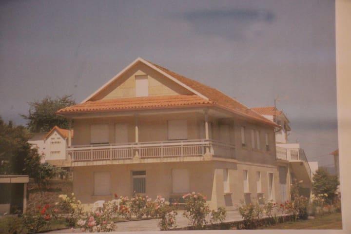 Casa con terreno de 4000 m2 vistas al mar
