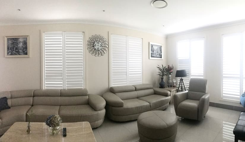 Private Room Comfort near Sydney Olympic Park