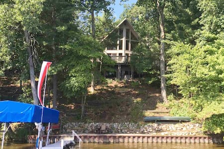 Private, Spacious Waterfront Home