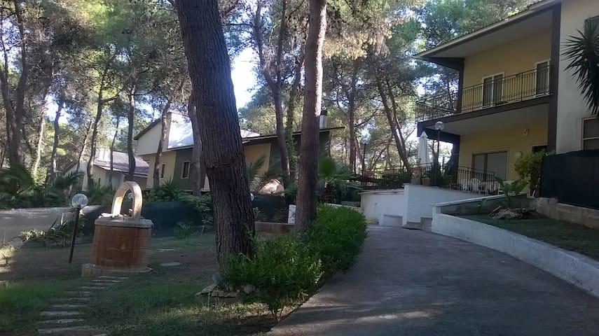 Casa vacanza e relax tra il mare e la pineta - Castellaneta Marina - 단독주택