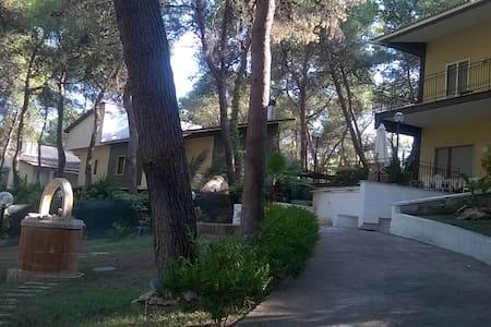 Casa vacanza e relax tra il mare e la pineta - Castellaneta Marina - บ้าน