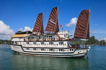 Ha Long cruise tour: enjoy and experience the feeling of waking up in the sea