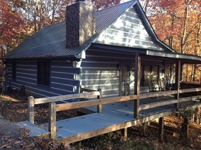 Trail s end blue ridge ga cabins for rent in morganton for 8 bedroom cabins in blue ridge ga