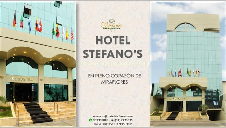 Hotel Stefano's Miraflores *** - cuadruple