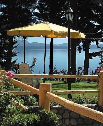 Frente Lago Nahuel Huapi. Totalmente equipado. 6