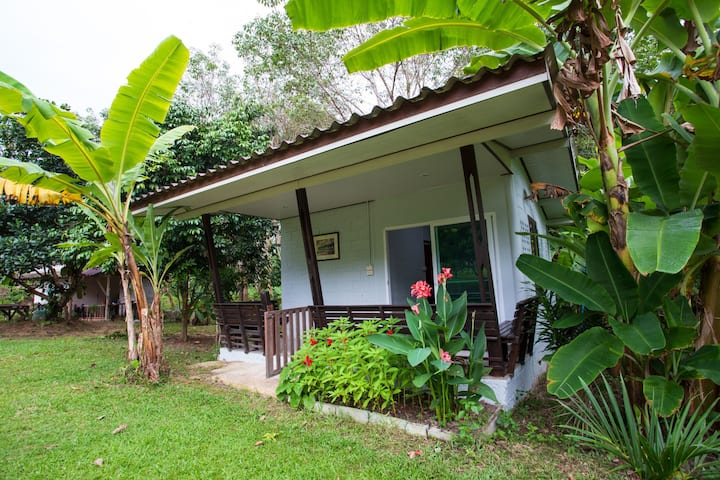 BaanSuan KohKood Homestay&Coffee