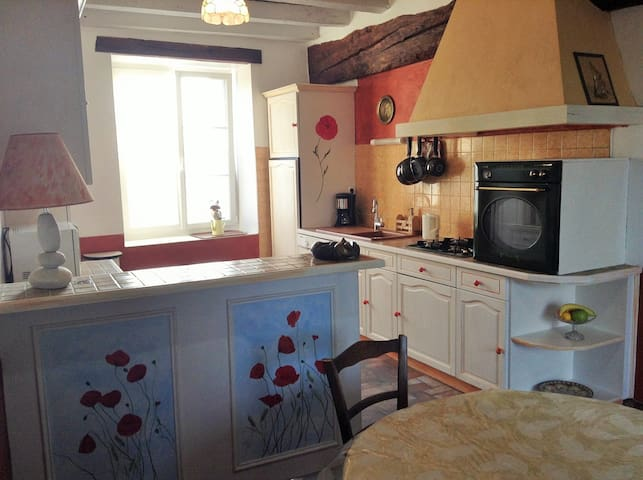 Gîte le Vrilly au Pays de Rabelais - Seuilly - House