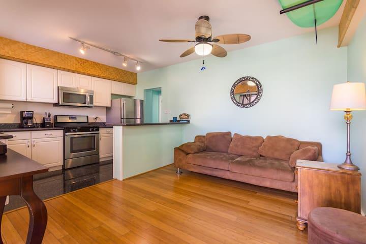 Waikiki cozy one bedroom