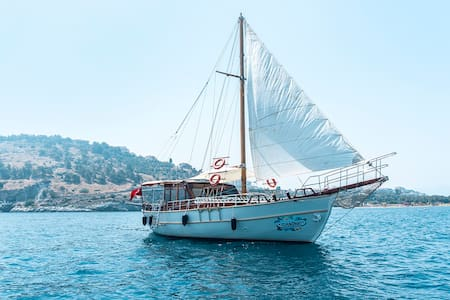 Teknede kabin kiralama