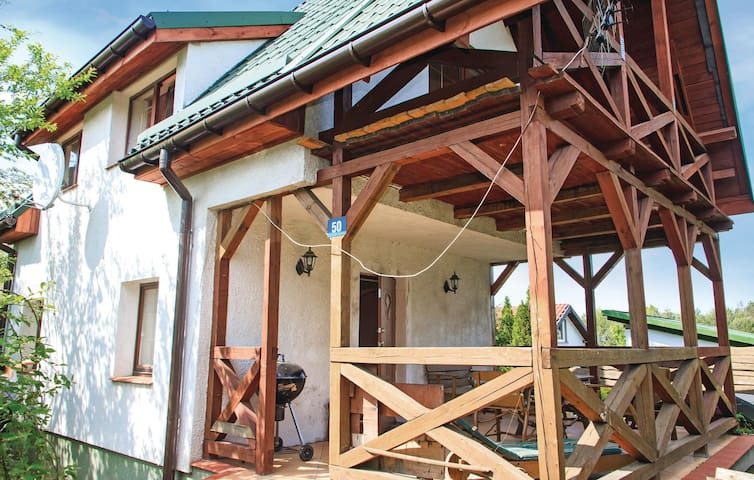 Holiday cottage with 3 bedrooms on 127m² in Olsztyn