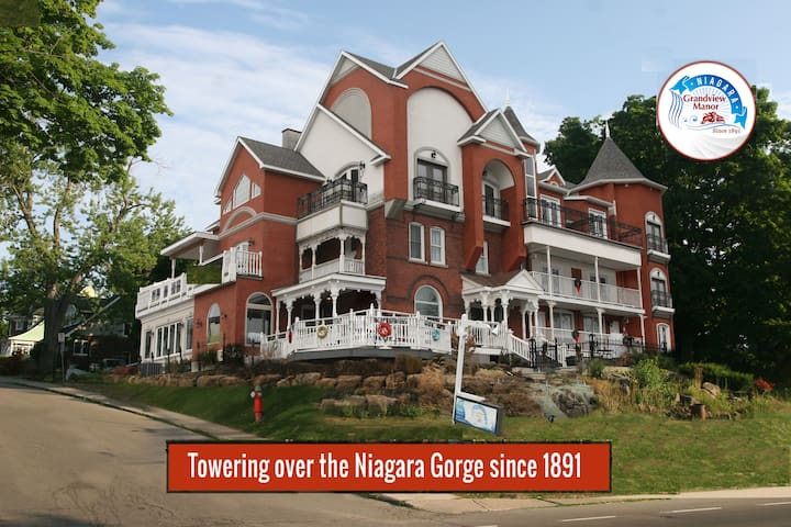 Niagara Historic Inns - Sleep 65 Persons