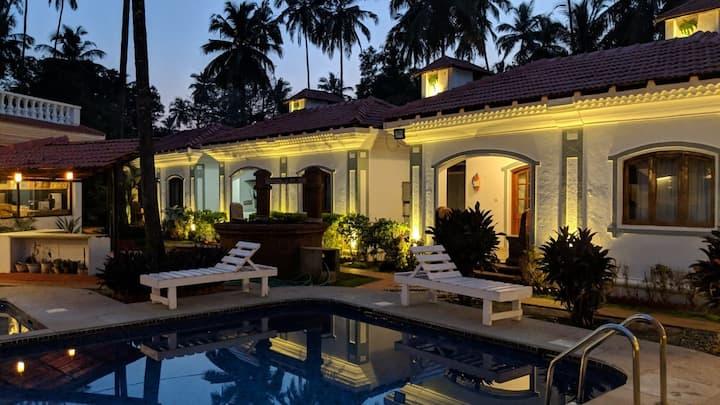 Sovereign 2 bedroom Villas near Anjuna Beach