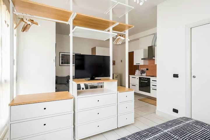 Mr Alto Studio Il Soggiorno Nel Cuore Di Bologna Apartments For Rent In Bologna Emilia Romagna Italy
