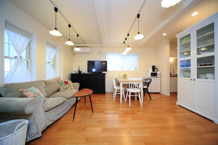 New Cozy House★2mins Shibuya Share - Meguro-ku - Huis