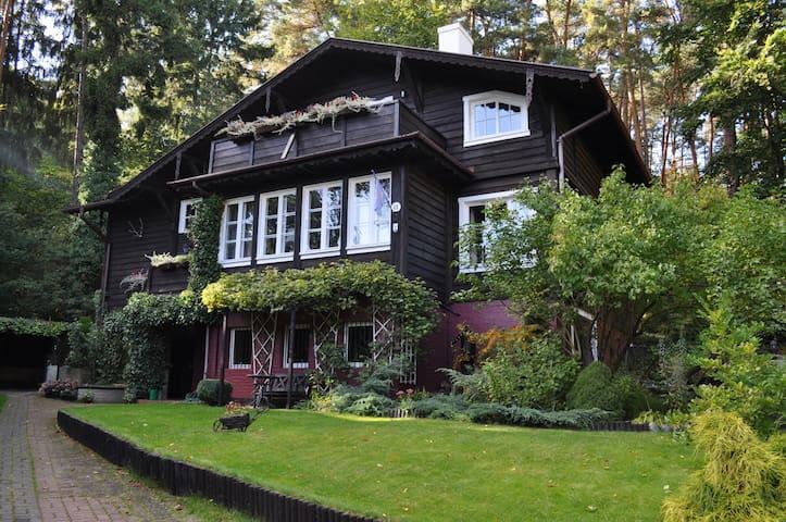 Beautiful Villa House Sopot Garden! - Sopot - Haus