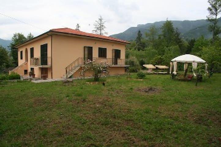 SHELLEY HAUS, CAMAIORE, LU (Toscana)