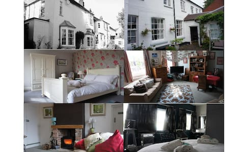2 doubles & guest living area - Lichfield - Bed & Breakfast