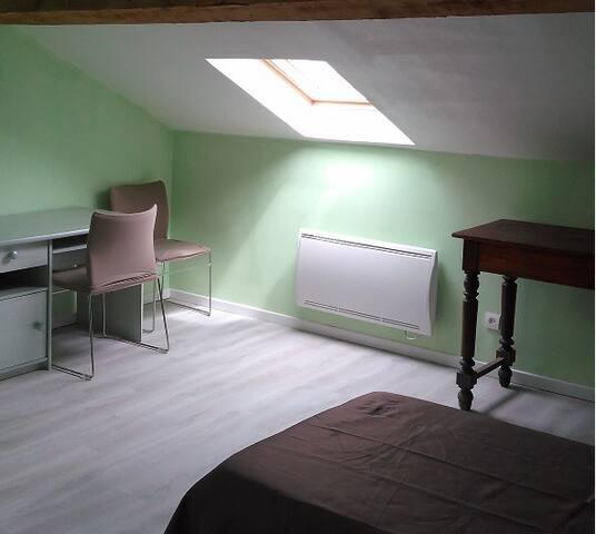 photo 1  chambre