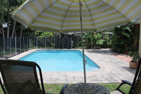 Relaxing Room in Wonderland! - Miami