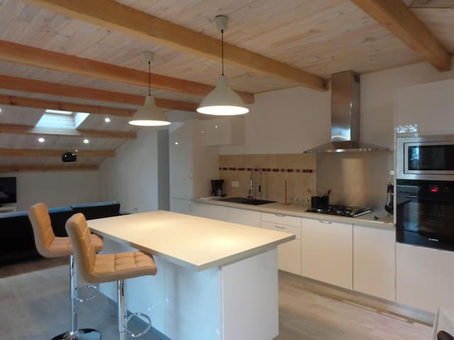 Superbe location tout confort - Castellare-Di-Casinca - Apartment